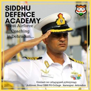 top nda coaching center in dehradun