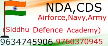 top nda coaching center in dehradun,best nda,cda,airforce,navy,army institute